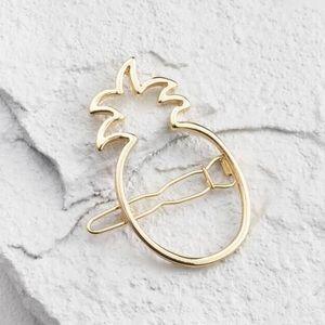 Accessories - Pineapple Hair Pin